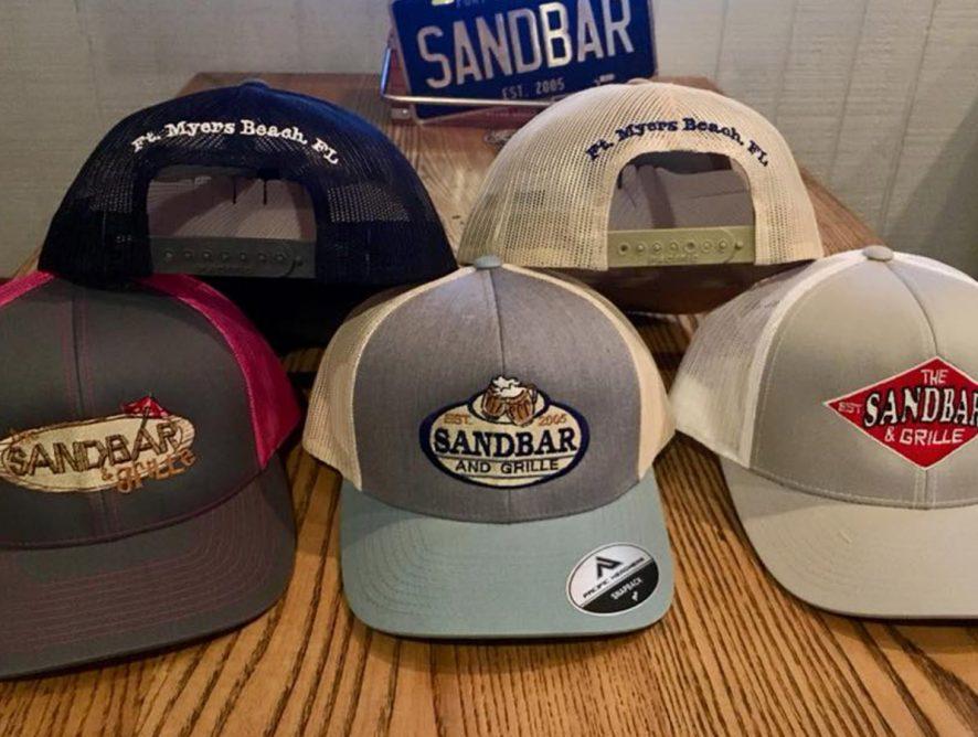 Sandbar & Grille Merchandise